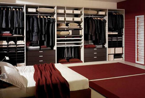 Photos of Useful Design Ideas To Organize Your Bedroom Wardrobe Closets 10 wardrobe design images interiors