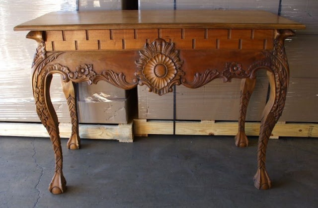 Pictures of British Aestheticism Sunflower Table. Arts and Crafts ... arts and crafts furniture style