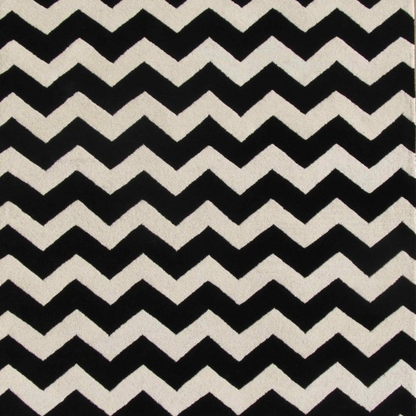 Pictures of Chevron Zig Zag Black and White Area Rug black and white area rugs