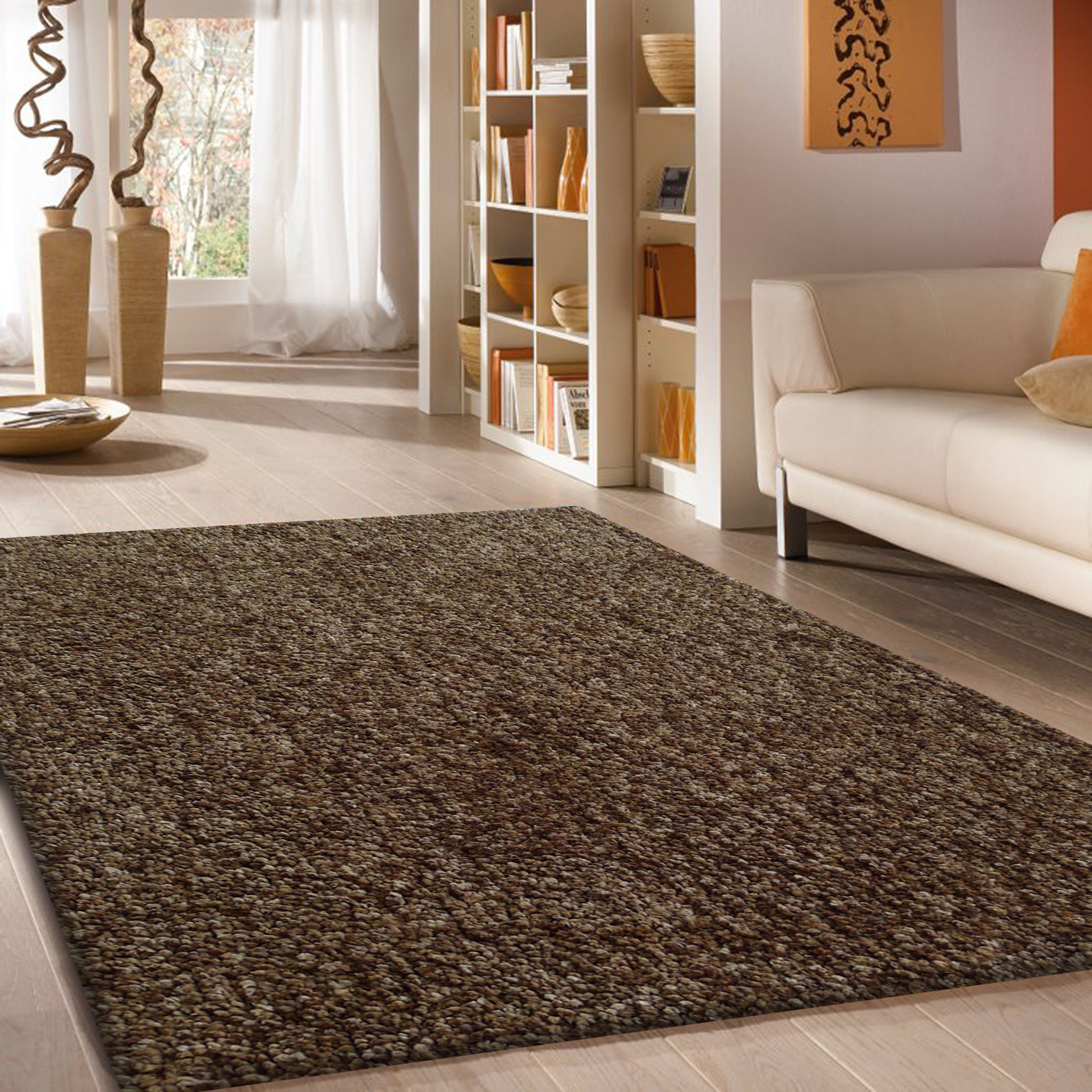Pictures of Hand-tufted Winter Grey Thick Plush Shag Area Rug 5u0027 x 7u0027 u2026 thick plush area rugs