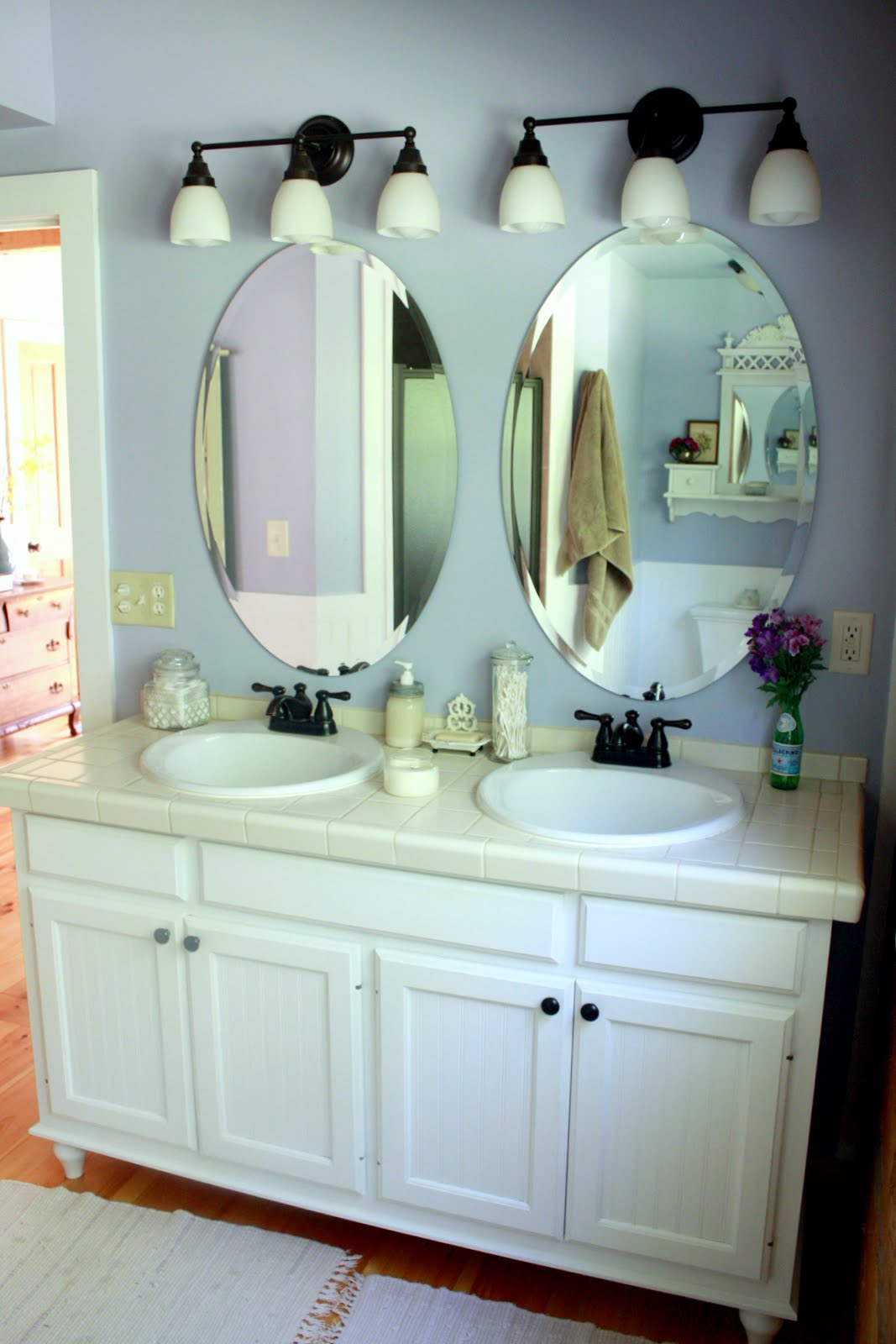 Pictures of Image of: Best Oval Mirrors oval bathroom vanity mirrors