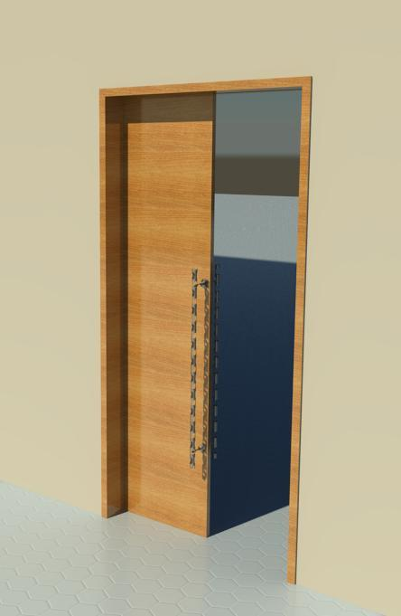 Pictures of Sliding Door (Pocket door) - Wood sliding pocket doors