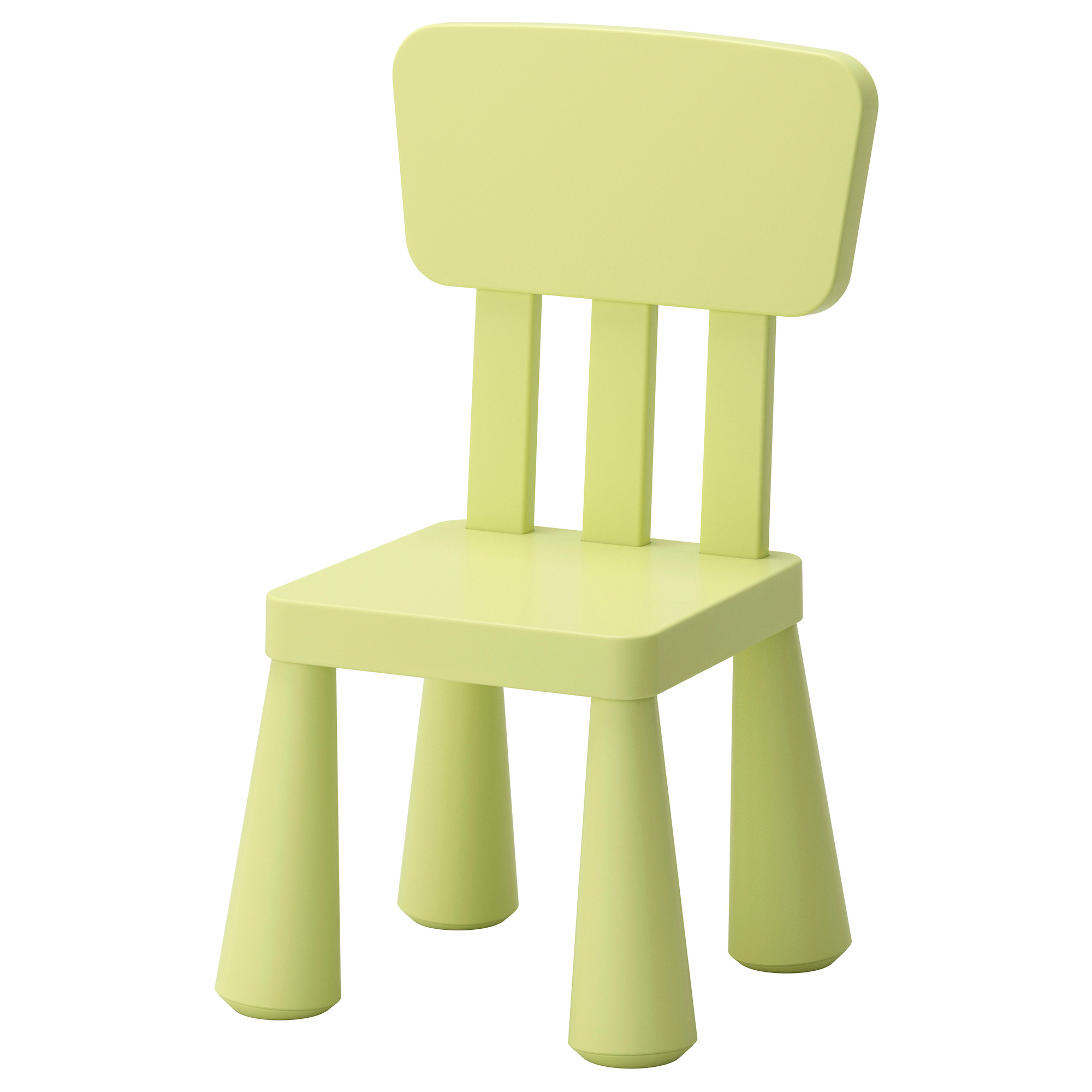 Pictures of MAMMUT childrenu0027s chair, indoor/outdoor light green, light green Width: 15 3 plastic toddler chairs