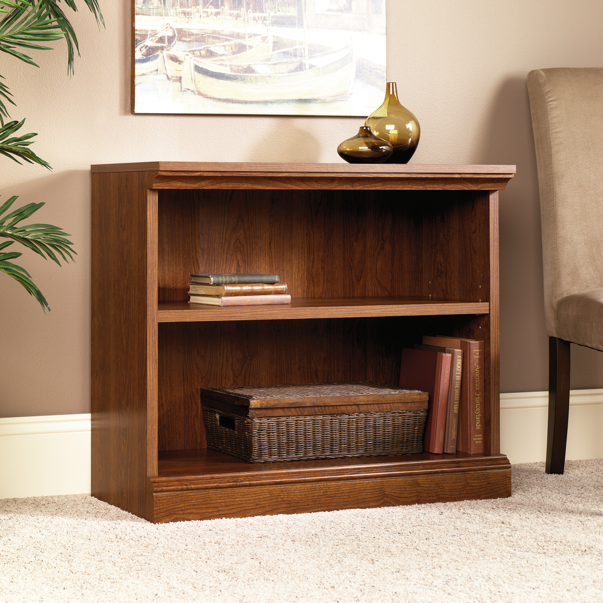 Sauder Bookcase: Perfect For Office And Home Aswell