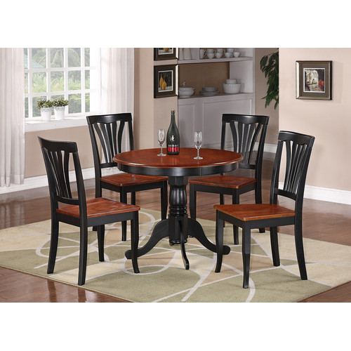 Popular Alcott Hillu0026reg; Ranshaw 5 Piece Dining Set 5 piece dining set