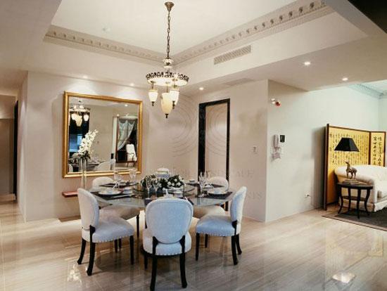 Popular Astonishing Dining Room Interior Design 16 interior decoration of dining room