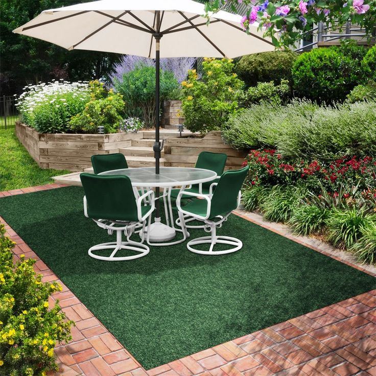 Popular Beautiful Dark Green Large Outdoor Rug Large Outdoor Rugs For Patios