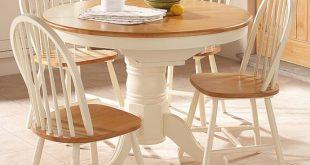 Popular Breathtaking White Round Kitchen Tables Wood Table 2jpg Full Version ... - round kitchen table