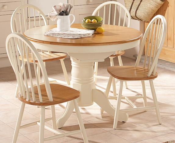 How to benefit from round kitchen table?