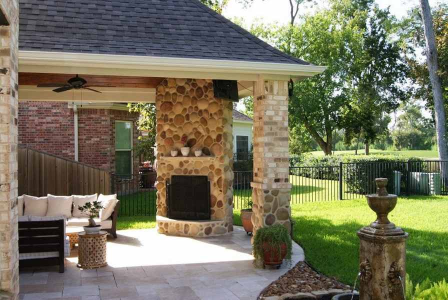 Increase the Efficiency of Patio Fireplace darbylanefurniturecom