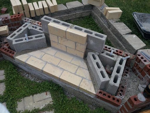 Popular diy outdoor fireplace - Google Search diy outdoor fireplace