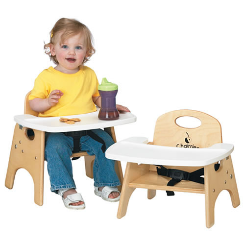 Popular High Chairrie® with Tray toddler high chair