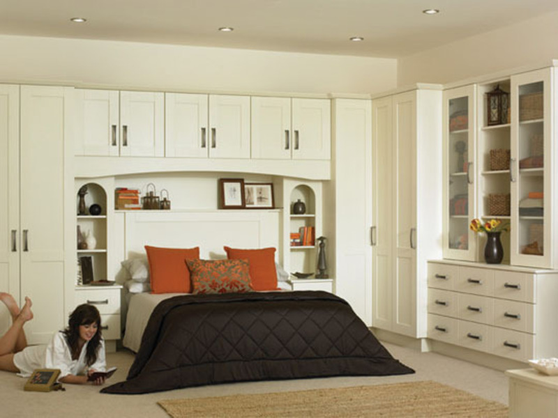 Popular In the modern hectic life style the bedroom plays a crucial part in fitted bedroom furniture small rooms