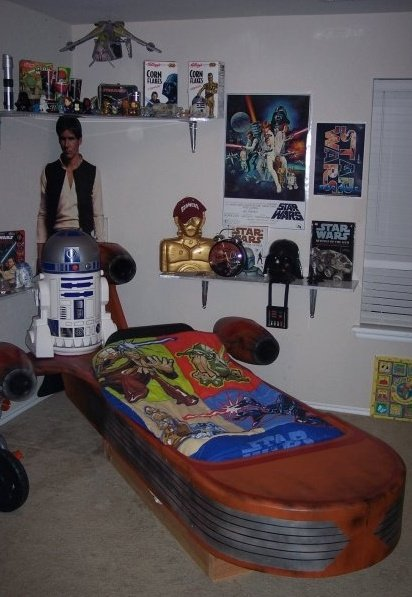 Popular Jettu0027s Toddler bed ... star wars toddler bed