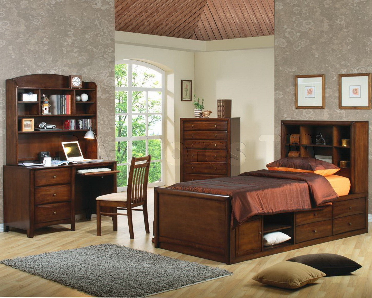 Stunning Youth Bedroom Sets darbylanefurniturecom