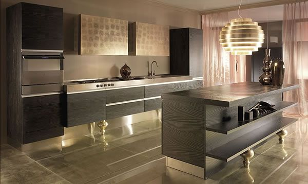 Popular Modern Kitchen Designs by Must Italia modern kitchen cabinet ideas