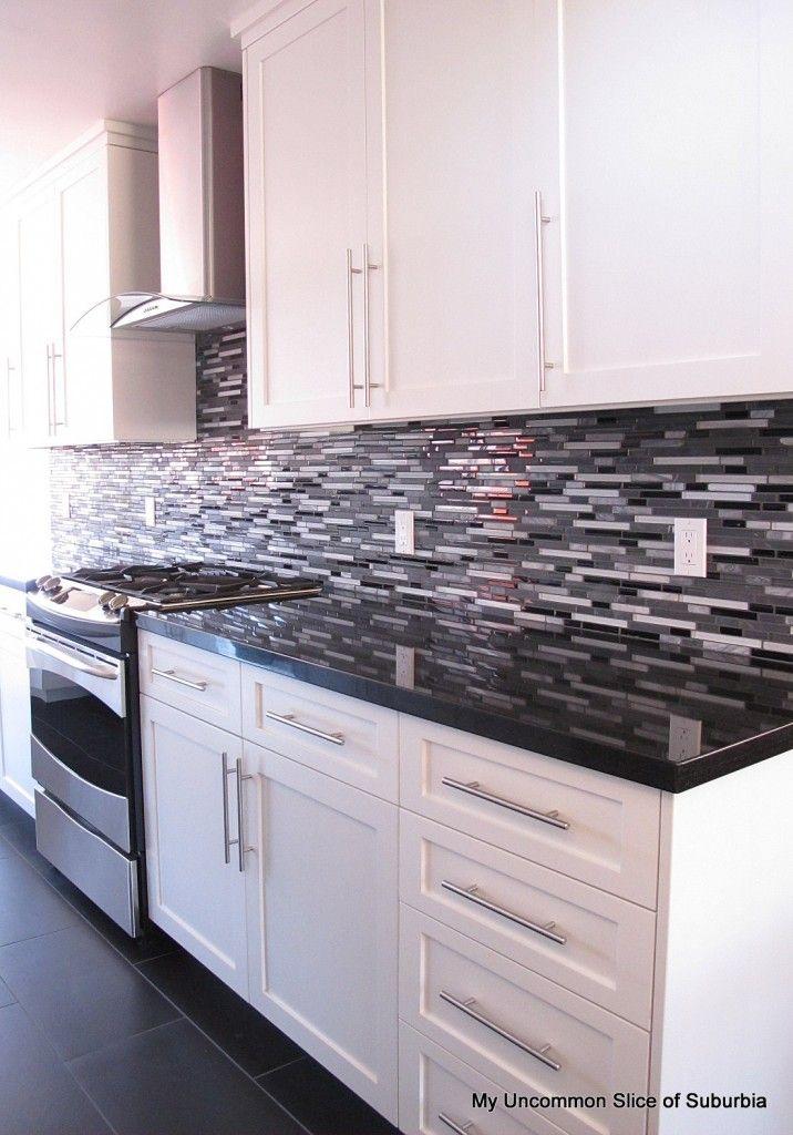 Popular modern kitchen remodel black and white modern kitchen ideas