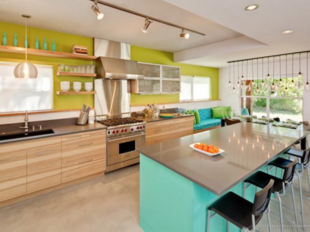 Pristine Colors For Kitchen