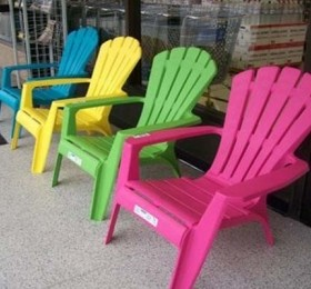 Popular plastic adirondack chairs lowes colour may vary plastic adirondack chairs