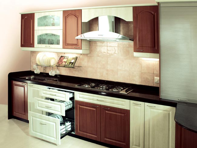 Get an attractive cooking area with modular kitchens