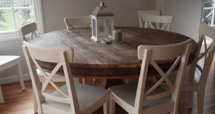 Ideas of Lovely round kitchen table round kitchen table