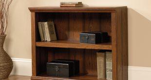 Elegant 2-Shelf Bookcase ... sauder 2 shelf bookcase