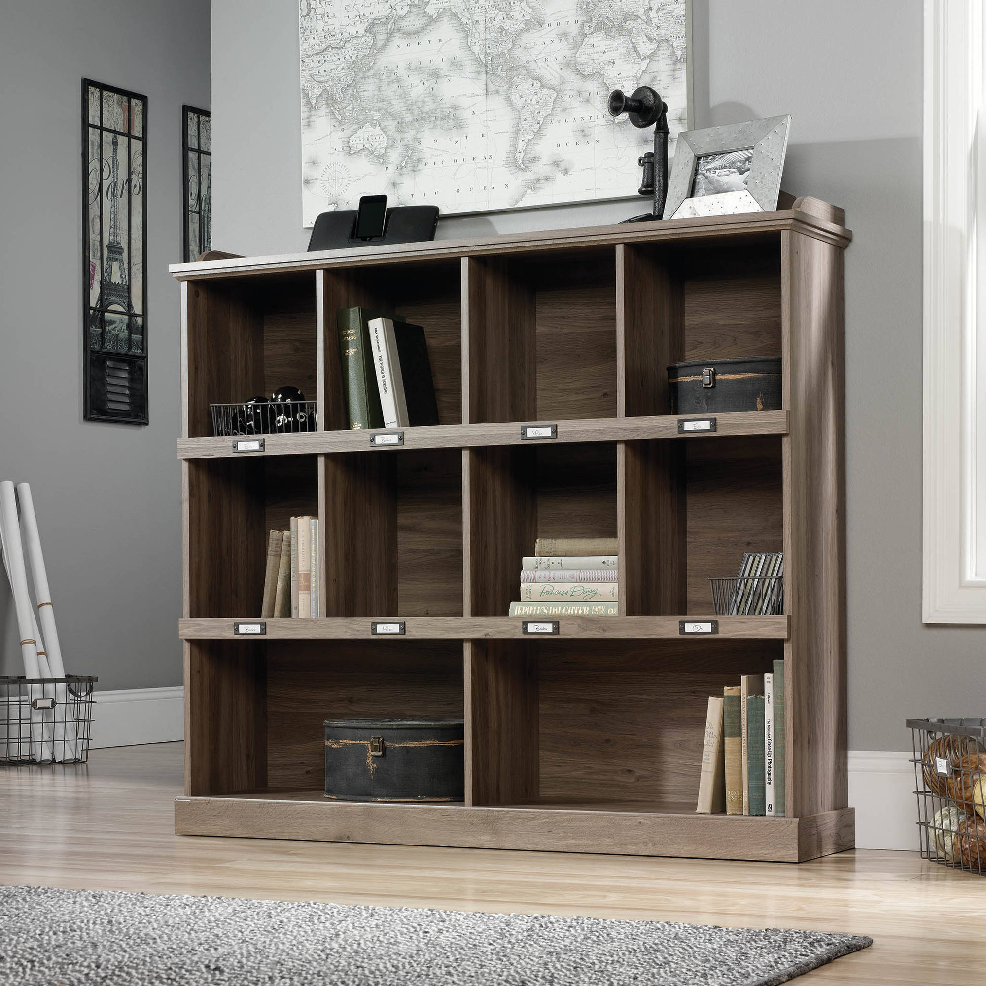 Amazing Sauder Barrister Lane Bookcase, Multiple Colors sauder barrister bookcase