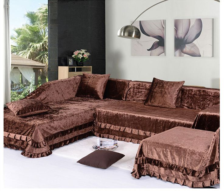 Best 25+ best ideas about Sectional Couch Cover on Pinterest | Sectional covers, sectional sofa covers