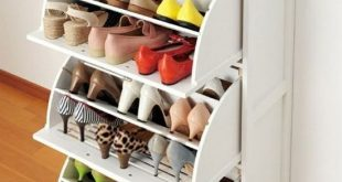 Stylish 12 Inventive Ways to Organize Your Shoes shoe racks for small spaces
