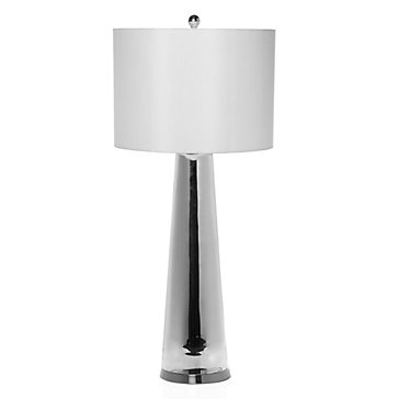 Unique Century Table Lamp silver nightstand lamps