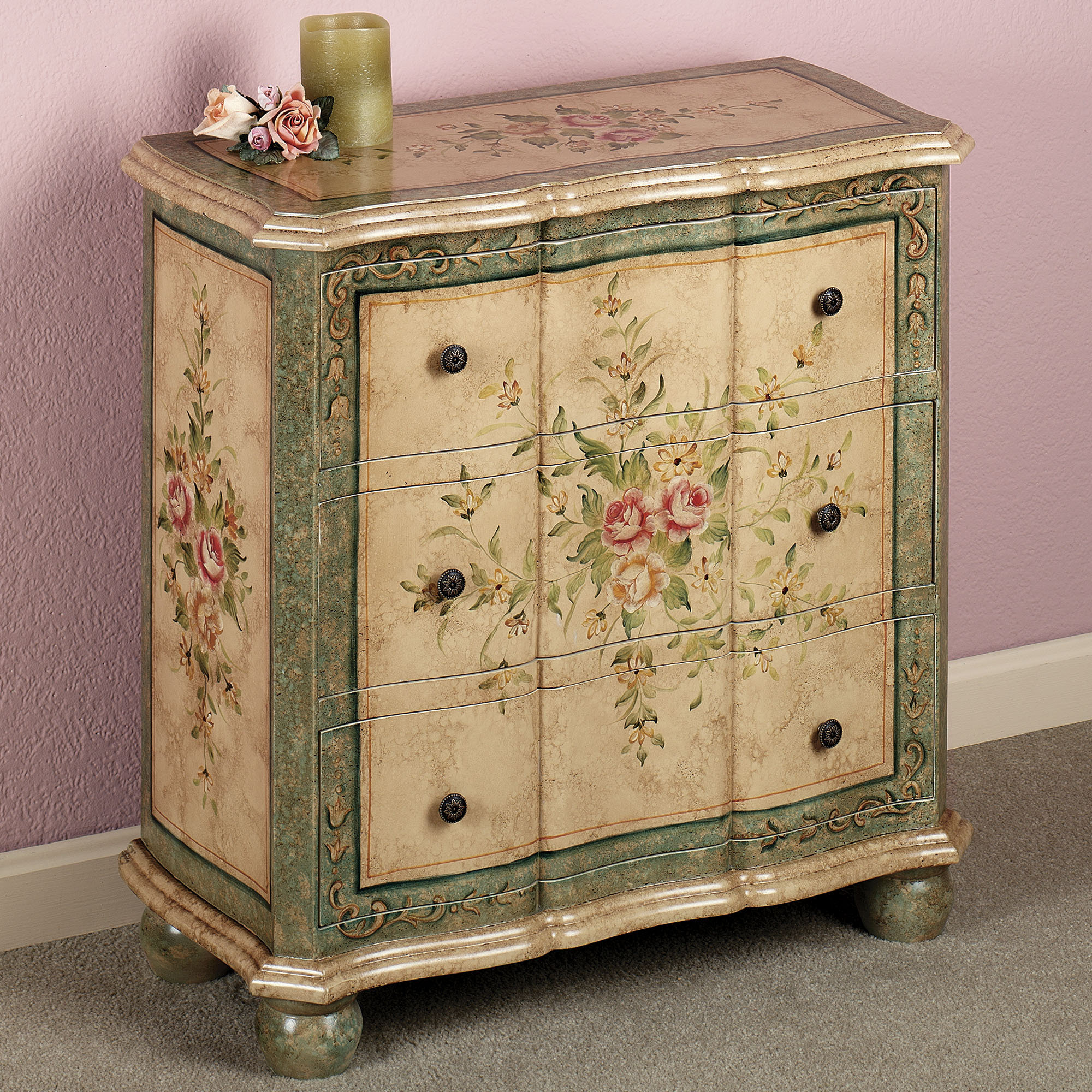 Simple hand painted moroccan furniture - Google Search hand painted furniture ideas