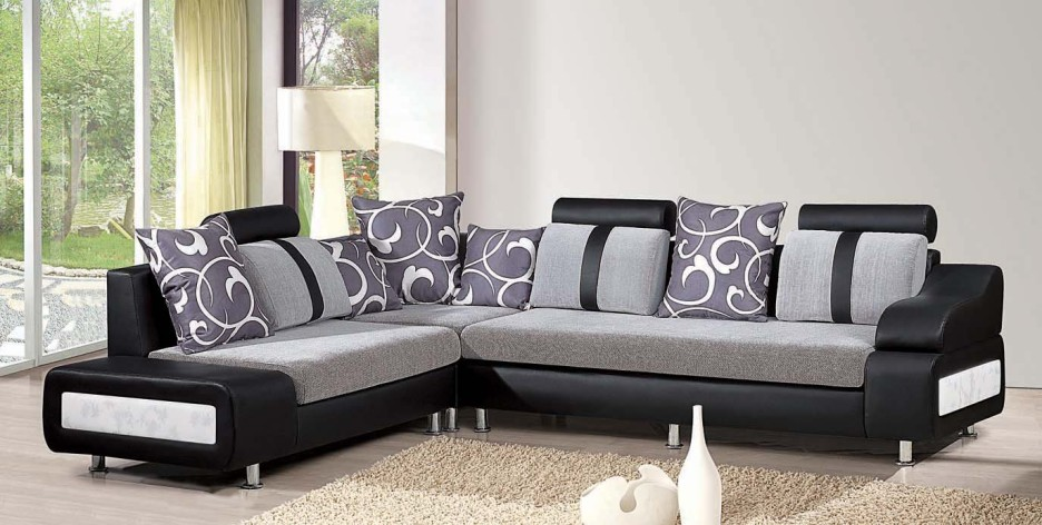 Simple L Shape Sofa Set Images - Hotornotlive sofa set l shape design