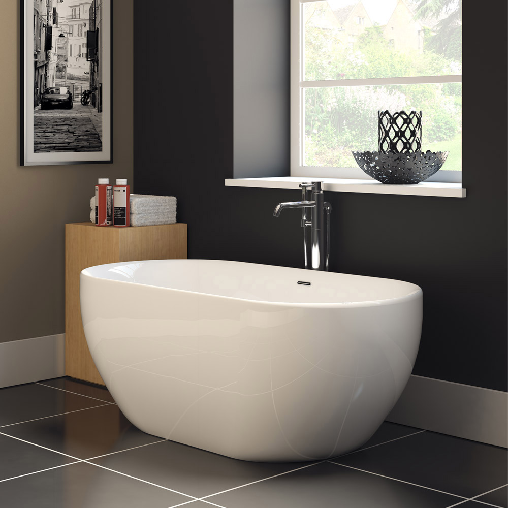 New Kendal Modern Double Ended Bath | Online At Victorian Plumbing.co.uk small double ended baths