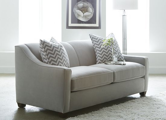 Modern I love the lines in this sofa. I donu0027t need a sleeper but small sleeper sofa