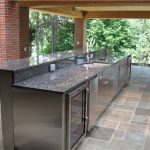 Outdoor kitchen Cabinets- IN & OUT
