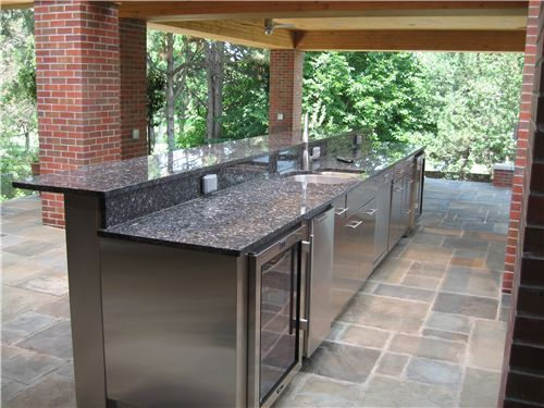 Popular Stainless Steel Outdoor Cabinets 15. Outdoor Kitchen 16. Outdoor  Kitchen 21 Stainless Steel