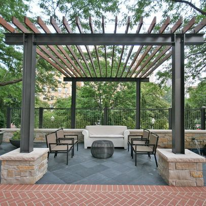 Get Captivating and attractive Pergola Designs for your home