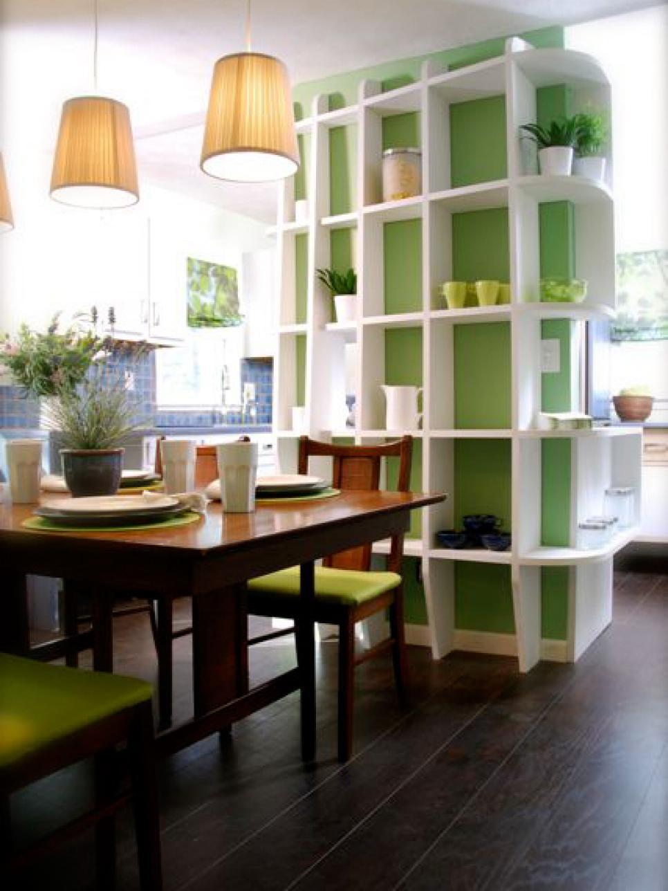 Stunning 10 Smart Design Ideas for Small Spaces | HGTV small home interior design