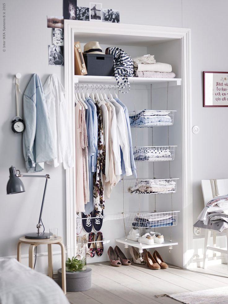 Stunning 25+ best ideas about Open Wardrobe on Pinterest | Open closets, Hanging open wardrobe storage
