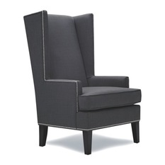 Stunning ARTeFAC - Stylish Wingback Accent Chair - Armchairs And Accent Chairs modern wingback chair