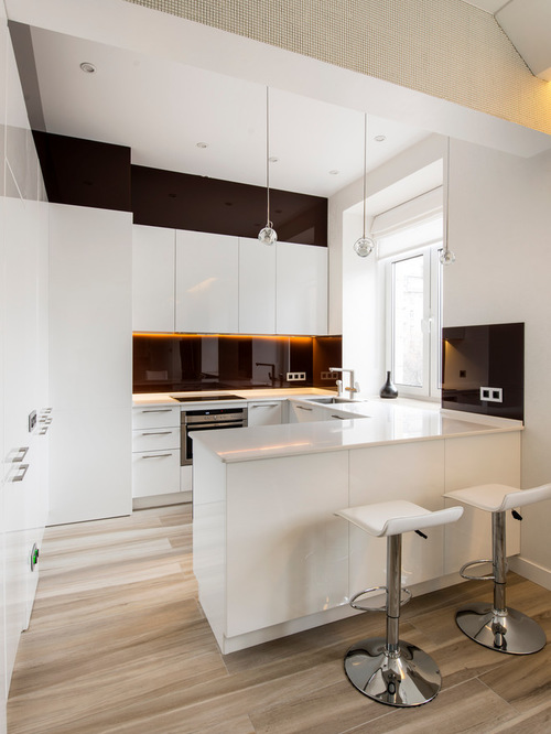Benefits of having modern kitchen with modern kitchen ideas Modern kitchen design ideas houzz