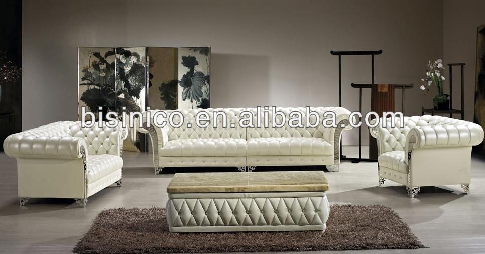 Stunning Bisini Luxury Modern Sofa Set|solid Wood,Genuine Leather Living luxury modern sofas