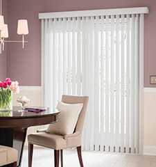 Stunning Blindsgalore Vinyl Vertical Blinds patio door blinds
