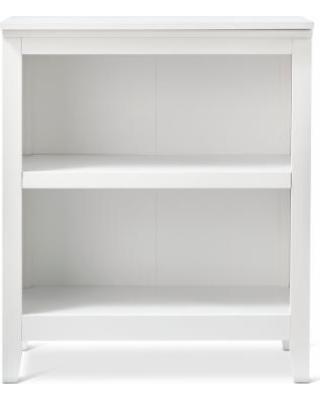 Stunning Carson 2 Shelf Bookcase - White - Threshold white 2 shelf bookcase