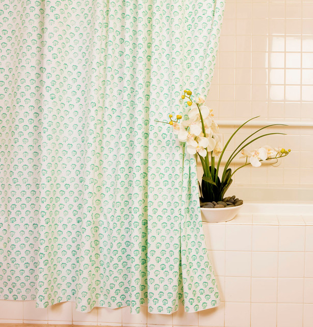 Stunning French Style Shower Curtains Add Stylish Texture And Color To Your Country