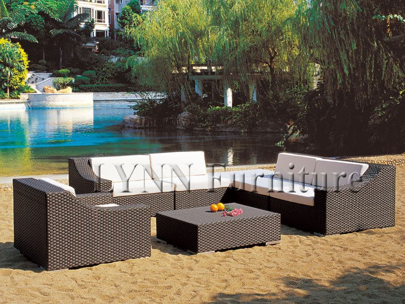 Stunning Hotel Sofa Outdoor Furniture (LN-001) hotel outdoor furniture