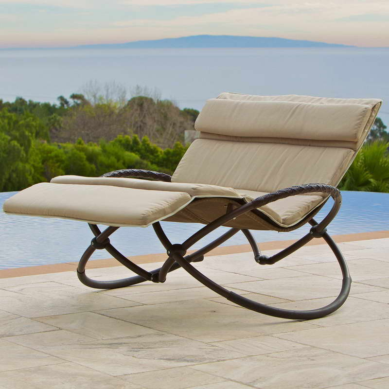 Stunning Image of: Fun Style Folding Lounge Chair Outdoor folding patio lounge chairs