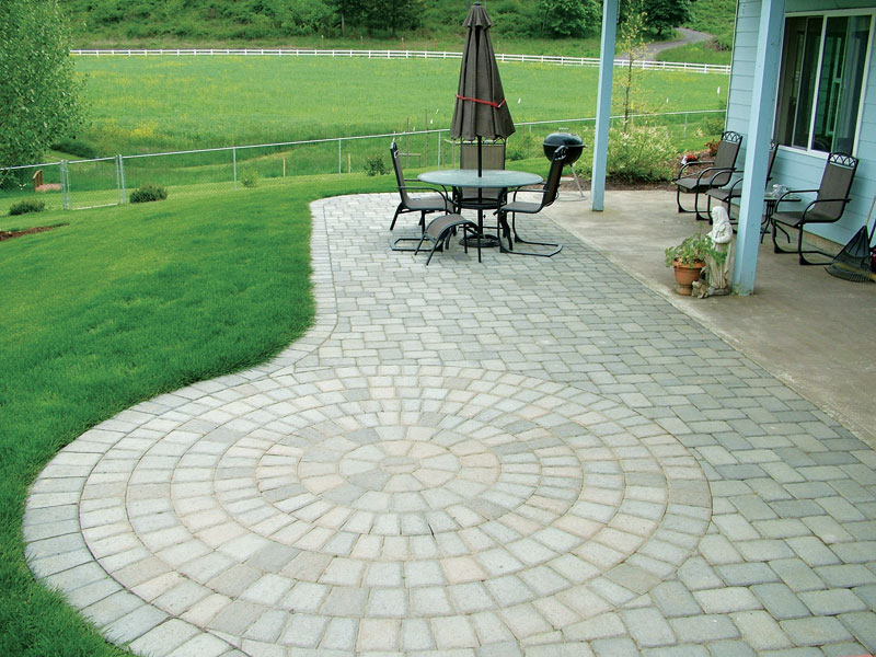 Stunning INTERLOCKING PAVING STONES patio paving stones