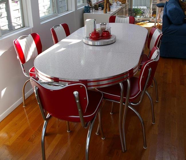 Transform your kitchen into a retro kitchen! – darbylanefurniture.com