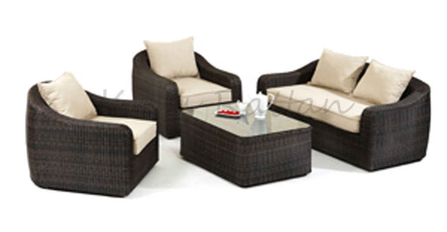 Stunning Maze Rattan Furniture Washington Sofa Review Koru rattan sofa set